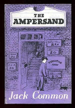 The Ampersand. Turnstile Press, 1954